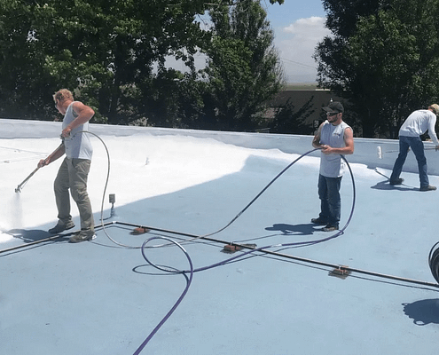 Spray Foam Los Banos CA