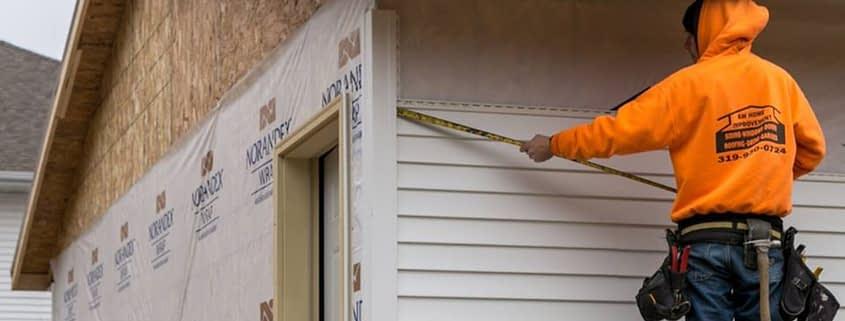 Siding Contractors Iowa City